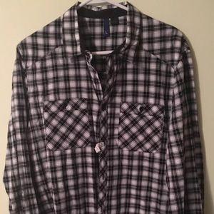Other - Men's Plaid Shirt